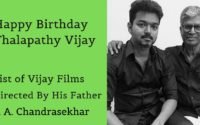 Happy Birthday Thalapathy Vijay